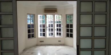 END LOT Facing FIELD Freehold Bandar Sungai Long RENO EXTENDED House