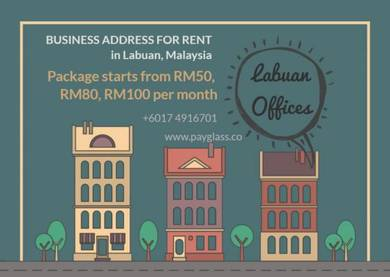 Business Address for Rent in Labuan