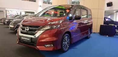 2019 Nissan SERENA 2.0 PREMIUM HIGHWAY STAR (A)
