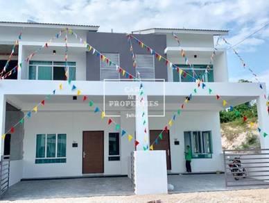 Rent to Buy - Double Storey Terrace House Show Unit, Pengkalan, Perak
