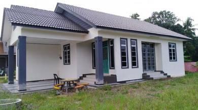 Banglo 1 Tingkat Beris Kubur Besar, Bachok, Kelantan
