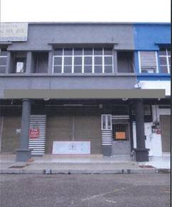 BANK LELONG : PT 10733 (Lot 18312), Taman Cukai Utama, Kemaman