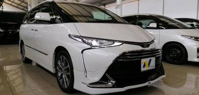 2016 Toyota ESTIMA 2.4 AERAS G (MERDEKA OFFER)
