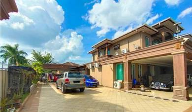 Double Storey Semi-Detached House For Sale! at Green Heights