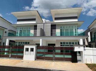 Puchong Freehold 2 storey, 24x88 Super Link House, Free MOT & Legal