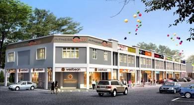 Shop Office at Selama Perak For Sale