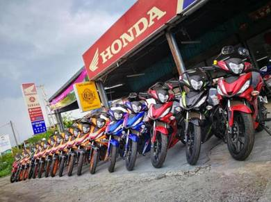 2019 honda rs150 year end promosi best offer