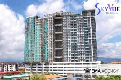 SkyVue Residence, New Condo, Kobusak, Kepayan, Penampang, Lintas, Lido