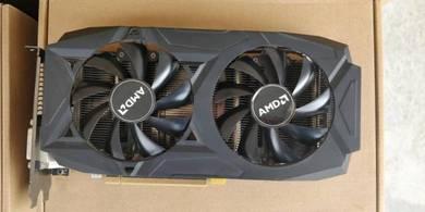 Power Color OEM RX580 8GD5 GAMING BIOS UNIT