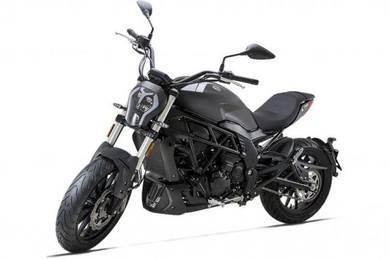 Benelli 502c Rebate Ribu /TRK502/Leoncino 500