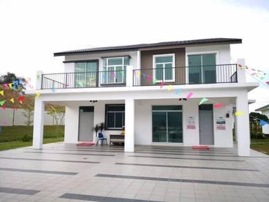 2 Storey New House Meru ( Full Loan !! )
