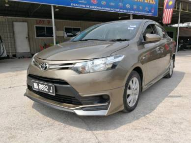 Toyota VIOS 1.5 (A) NEW MODEL,Full TRD BodyKit