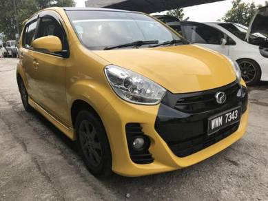 Used Perodua MyVi for sale