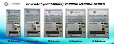 C Mesin Vending Machine Water Filter Air Tin Cold