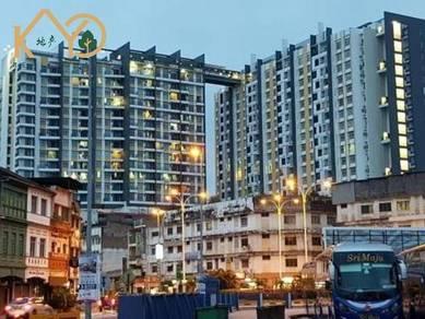Majestic Condominium for Rent in Ipoh Town Centre