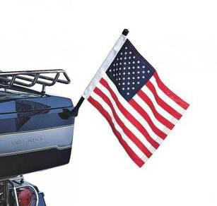 Harley Davidson America Flag Bendera US Amerika