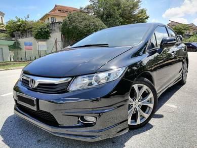 Honda CIVIC 2.0 S (A) CAR KING