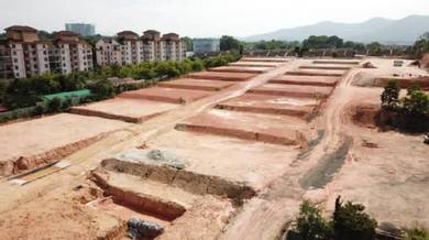 New House projects in Nilai - Only 16 units build by developer