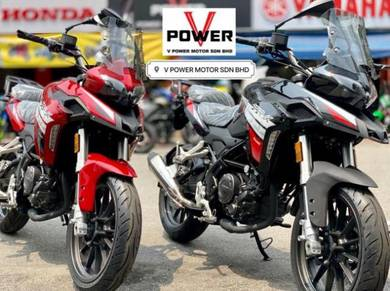 Benelli TRK 251 ( Merdeka Sales ) Free Apply