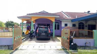 HOT! Single Storey Conner Terrace House with Wider Excessive Land Area