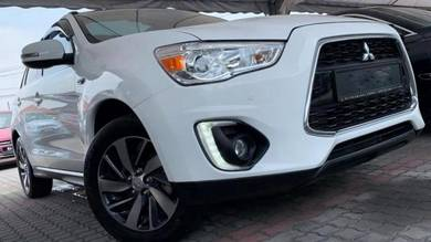 Mitsubishi ASX 4WD Facelift PanoramicRoof WARRANTY