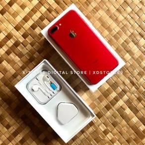 Iphone 7 Plus 256GB Red ~ Boleh Trade-In !!!