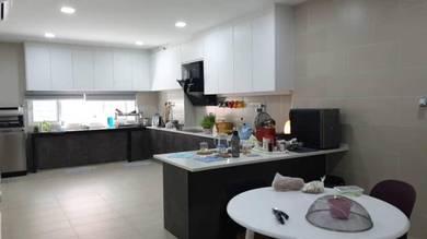 KAJANG Double Storey Dry+Wet Kitchen [FULLY FURNISHED+RENO+FREEHOLD]