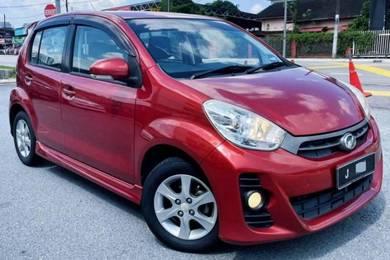 2013 Perodua MYVI 1.3 SE (A) BODYKIT FULL
