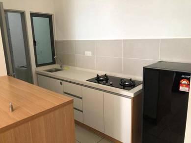 Cheapest Rumah Sewa Pudina Apartment presint 17 balcony