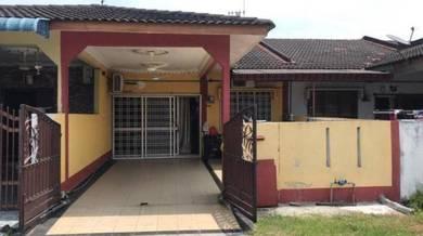 [FREEHOLD & RENO] Single Storey at Taman Kapar Ria, Klang [MURAH]