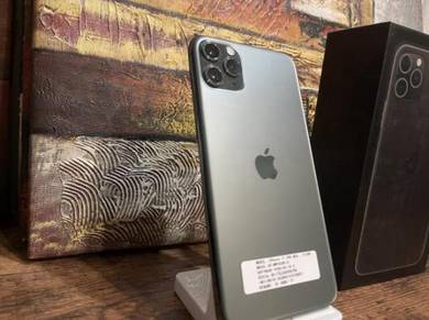 Iphone 11 pro max 512GB MIDNIGHT official