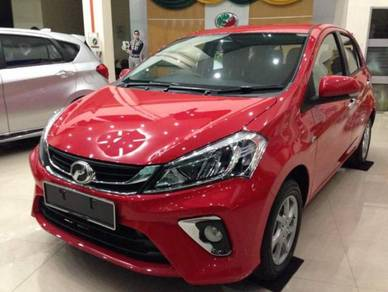 2019 Perodua MYVI 1.5 H (A)