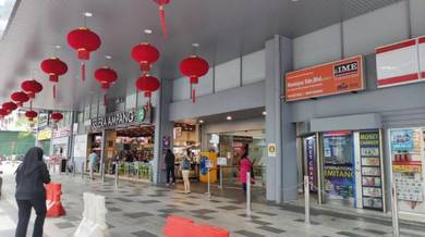 Jalan Ampang Wisma Central Shop Lot For Rent ! ! !