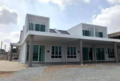 Full Loan Single Storey Terrace SPPK, Pengkalan