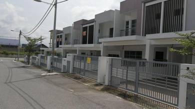 2 sty new house 20x75 semenyih town near kajang east diamond city