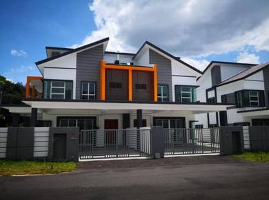 Double Storey Semi Detached for Sale, CCC obtained!