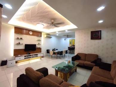 2.5 storey link house fadason villa laman rimbunan kepong