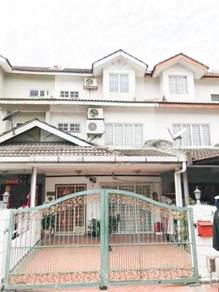 Taman Cheras Jaya, Fully Extended 2.5 Storey Terrace, Balakong