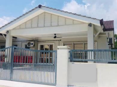 [Fully Furnished+Renovated] Semi-D, Taman Sunggala Hartamas, PD