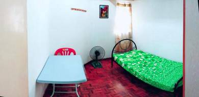 100mbps Fast WiFi Furnished Room near Monorail & Star LRT Titiwangsa