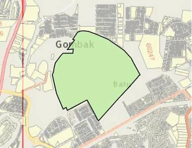 Bandar Selayang 234 Acre Mixed Development Land