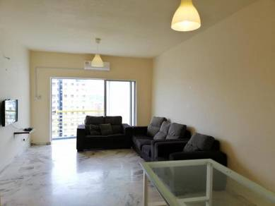 Partially Furnished Apartment at Bayview Villas Condo port Dickson
