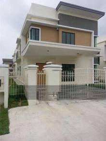 For Sale - 2 Storey Bungalow House At Aman Perdana Klang, Selangor