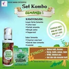 Sabun Semambu & Losyen Herba Semambu