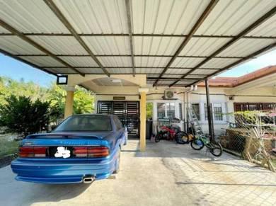[FREEHOLD & EXTRA LAND] Single Storey Terarrace Corner Lot Kapar Klang