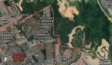 45 Acre Rawang Bandar Country Homes Residential Land