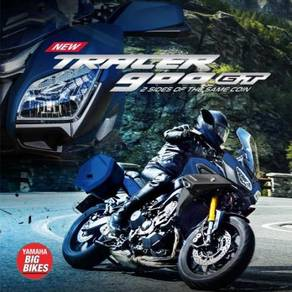 All new tracer gt 900 cash