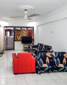 [BEST DEAL] Pelangi Damansara Block B/ Full Loan/650sf/ Kota Damansara
