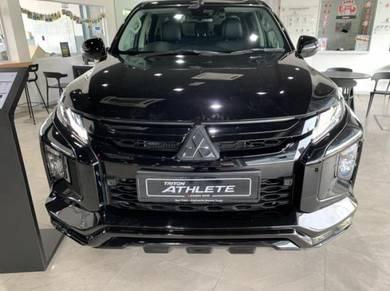 2021 Mitsubishi NEW TRITON ATHLETE 2.4L (A)
