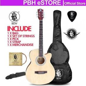 BLW 40INCH Acoustic Guitar Package - BLW SO400